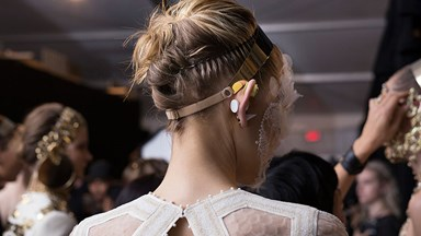 Runway Inspired Bridal Hair Styles