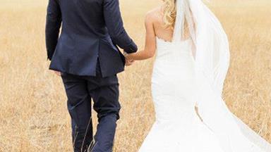 BAZAAR Real Bride: Sarah And Lex