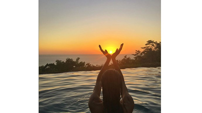 """<strong>BYRON BAY:</strong> Yoga'tta fabulous idea there <br></br> If you happen to boast a more active group of friends, give them a dream detox weekend at <a href=""""http://www.escapehaven.com/byron/activities/womens-yoga-retreats-byron-bay"""">Escape Haven in Byron Bay</a>. With yoga sessions, stand up paddle boarding, cycling and massages available,  the bridal party will be looking fresher than ever for the wedding photos."""