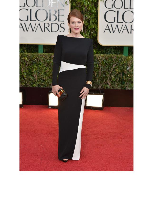 <strong>Julianne Moore, 2013</strong> <br><br> In Tom Ford.
