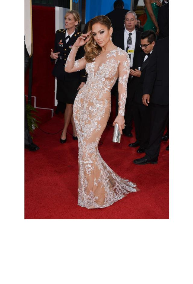 <strong>Jennifer Lopez, 2013</strong> <br><br> In Zuhair Murad.