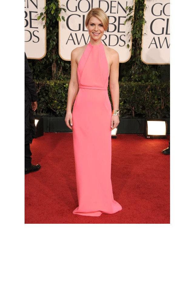 <strong>Claire Danes, 2011</strong> <br><br> In Calvin Klein.