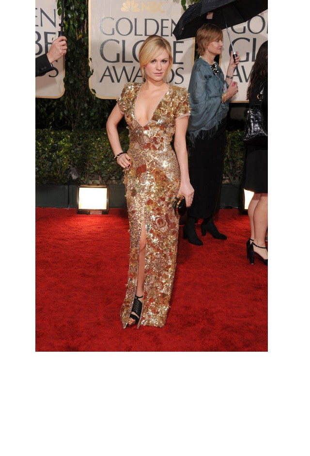 <strong>Anna Paquin, 2010</strong> <br><br> In Stella McCartney.