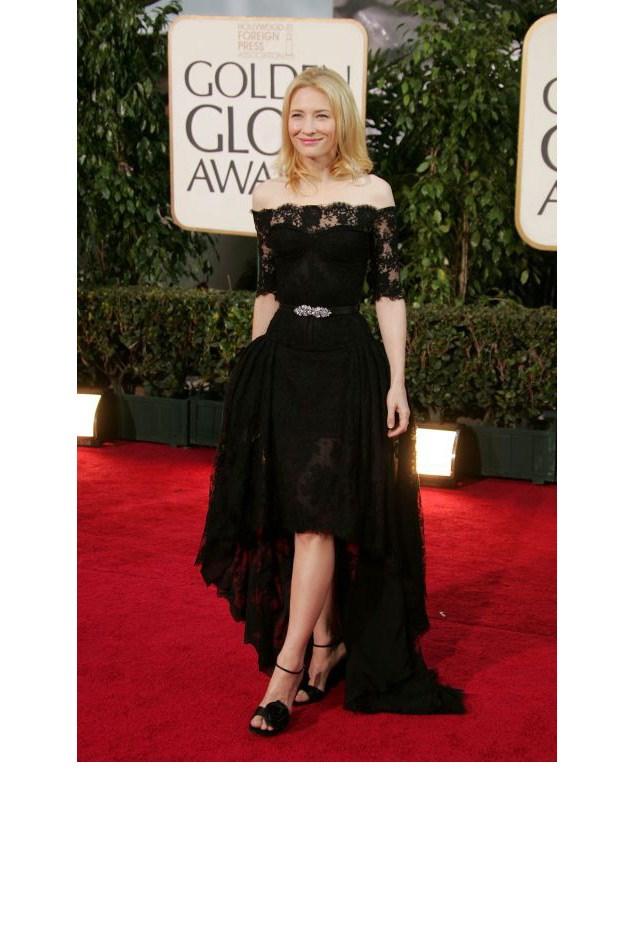 <strong>Cate Blanchett, 2007</strong> <br><br> In Alexander McQueen.