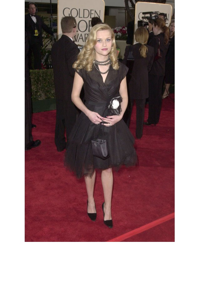 <strong>Reese Witherspoon, 2001</strong>