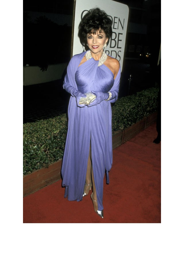 <strong>Joan Collins, 1995</strong>