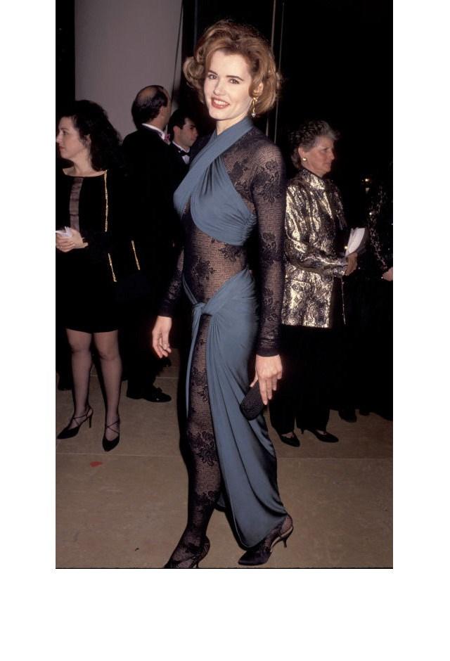 <strong>Geena Davis, 1992</strong>