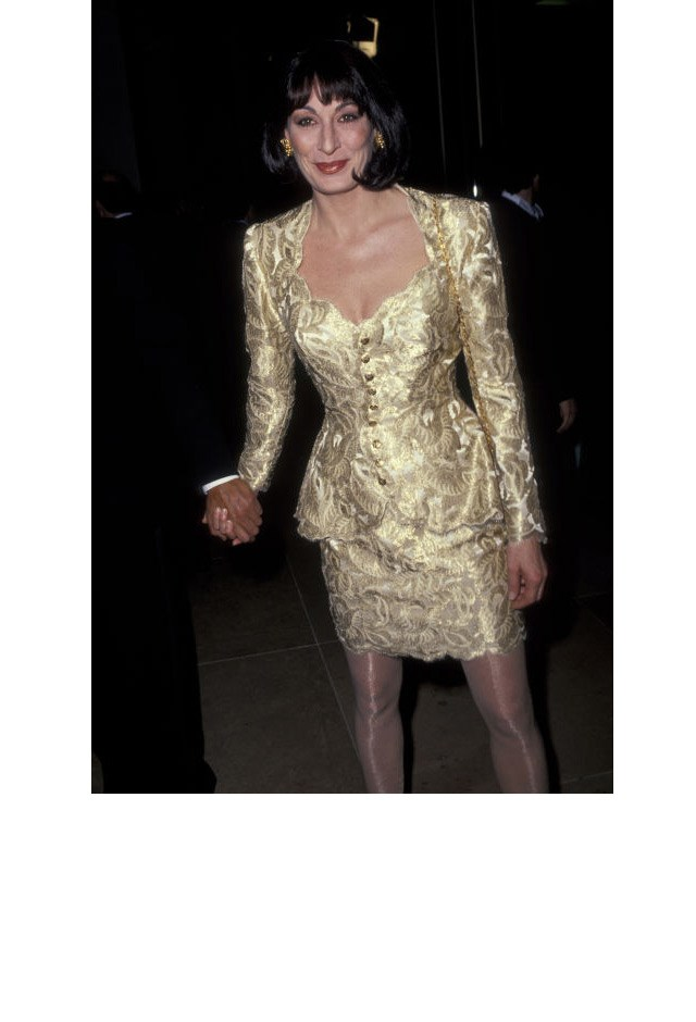 <strong>Angelica Huston, 1991</strong>