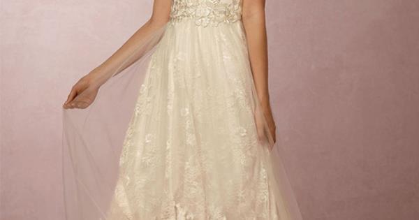 b21e2336f5ae1 BHLDN and Marchesa Wedding Dress Collaboration | Harper's BAZAAR Australia