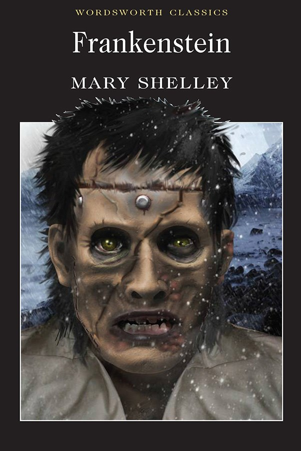 <strong>Frankenstein by Mary Shelley</strong><br><br> Mary Shelley wrote her classic novel when she was only 20 years old and she first published it anonymously. The story of a misunderstood monster and his scientist creator is sometimes referred to as the first ever science fiction book.