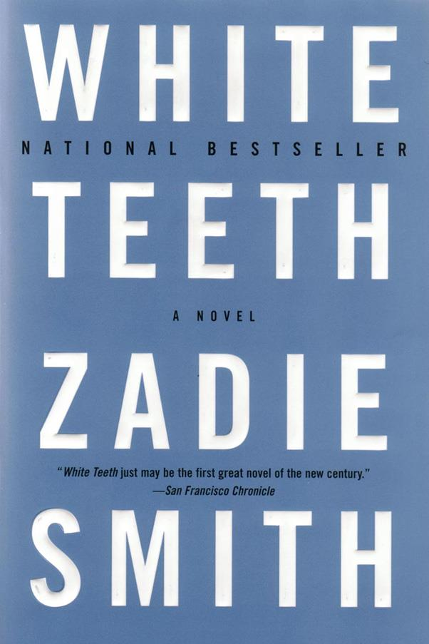 <strong>White Teeth by Zadie Smith</strong><br><br> British writer Zadie Smith explores racial tensions in England in her acclaimed novel, which explores the friendship of a Bangladeshi and an Englishman who served together in World War II.