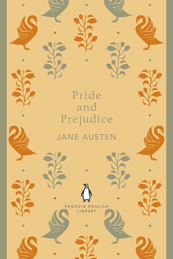 <strong>Pride and Prejudice by Jane Austen</strong><br><br> Is <em>Pride and Prejudice</em> the ultimate love story? Yes. The answer is yes.