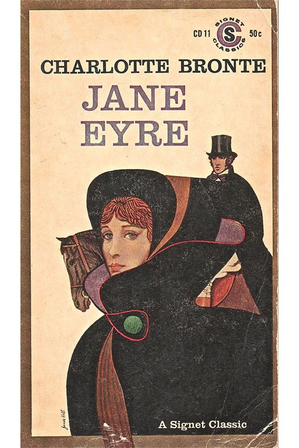 <strong>Jane Eyre by Charlotte Brontë</strong><br><br> Class, sex, religion and feminism are the core of this classic British novel, which tracks the hard-knock life of its title character.