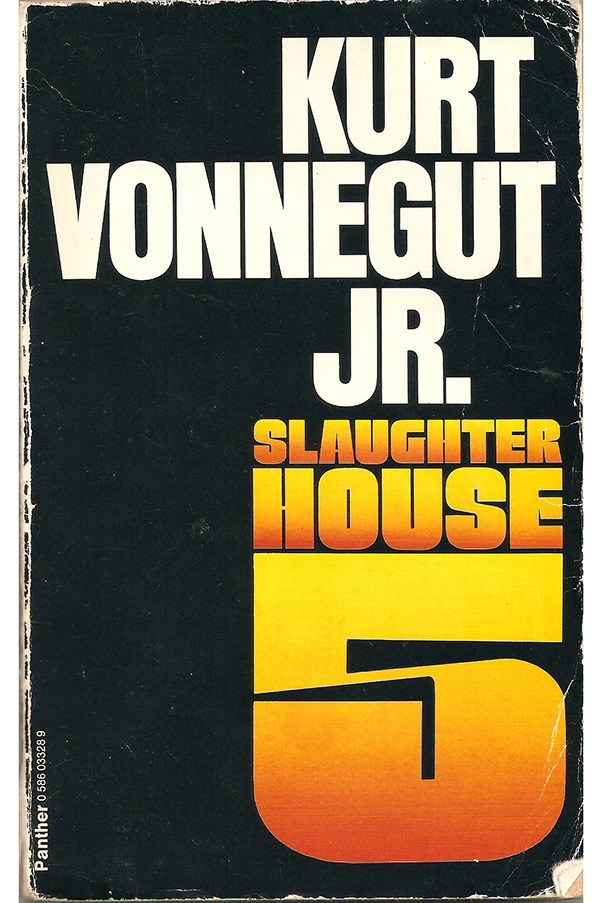 <strong>Slaughterhouse-Five by Kurt Vonnegut</strong><br><br> Anti-war advocate Kurt Vonnegut's powerful novel about his experience as a German prisoner of war during the Dresden bombings at the end of World War II uses sci-fi allusions for ultimate impact.