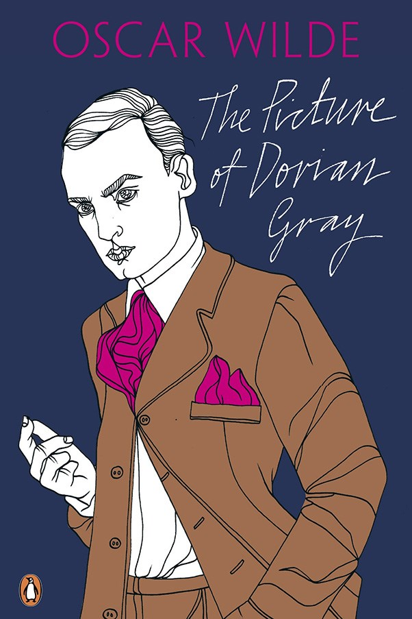 <strong>The Picture of Dorian Gray by Oscar Wilde</strong><br><br> Wilde uses his brilliant wit to tell the story of a beautiful man who sells his soul so he can stay young, immoral and beautiful forever while his portrait ages.