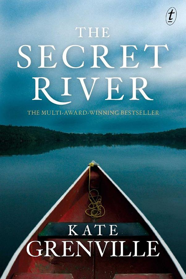 <strong>The Secret River by Kate Grenville</strong><br><br> Kate Grenville's haunting, important novel about a British convict family who gain their freedom and set up a home on Aboriginal land along the Hawkesbury River, is her apology to those killed in the various massacres during British settlement.