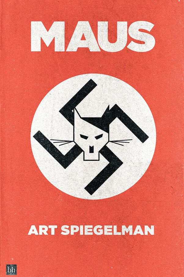 <strong>Maus by Art Spiegelman</strong><br><br> Art Spiegelman's Nobel Prize-winning graphic novel about his father's time in Auschwitz replaces humans with mice, cats and dogs, and is perhaps the most powerful book ever written about the Holocaust.