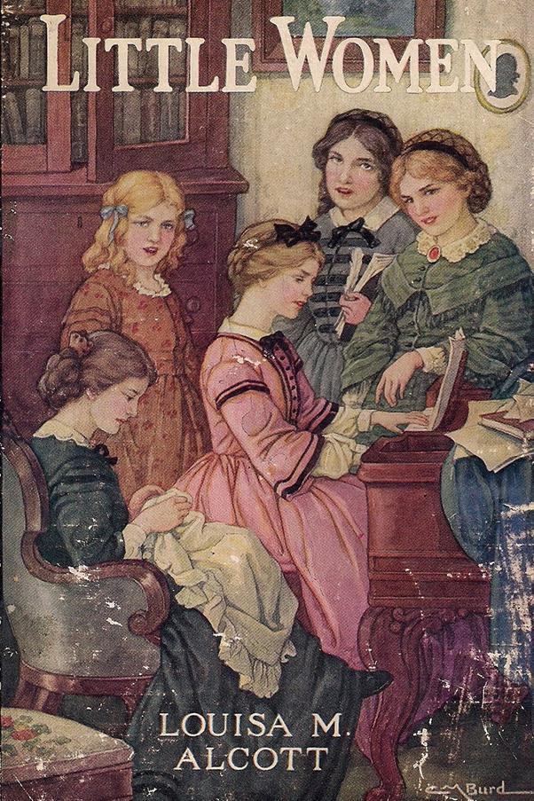 <strong>Little Women by Louisa M. Alcott</strong><br><br> The ultimate female coming of age tale, Little Women follows the journey four sisters make from children to fully-formed women.