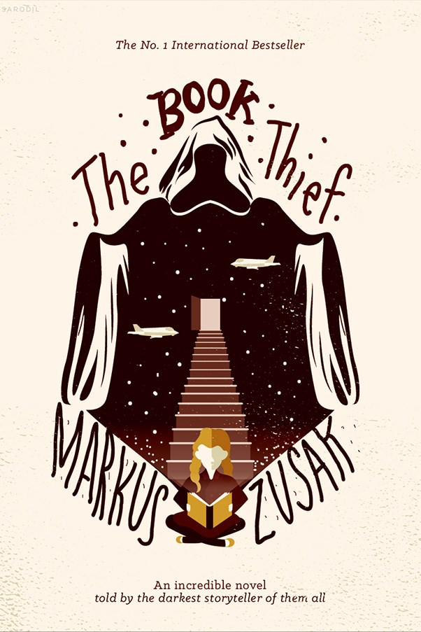 <strong>The Book Thief by Markus Zusak</strong><br><br> Aussie author Markus Zukak's <em>New York Times</em> bestselling World War II novel is narrated by 'Death', and offers a powerful message about the importance of storytelling.