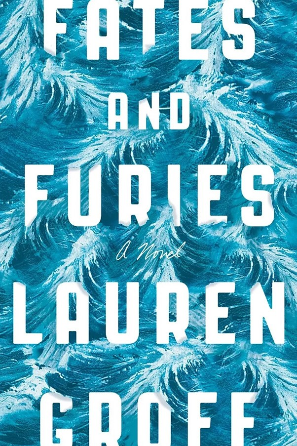 <strong>Fates and Furies by Lauren Groff</strong><br><br> Groff's renowned book, only released a few short months ago, tells the story of an unhappy marriage from both party's perspectives.