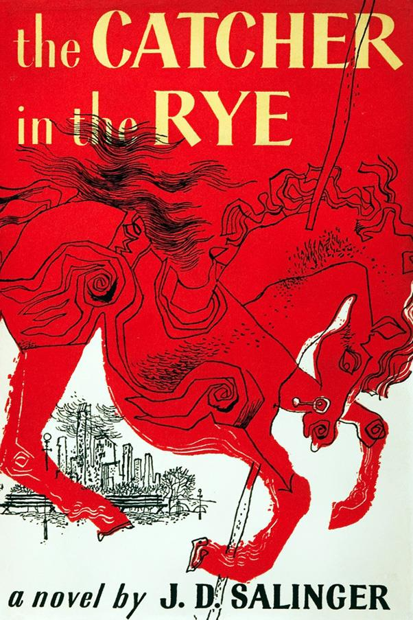<strong>The Catcher in the Rye by J. D. Salinger</strong><br><br> Author J.D. Salinger was convinced that <em>The Catcher in the Rye</em> wouldn't sell. It turned out to strike a chord with millions of frustrated teens - and adults - around the world, and is now considered the ultimate coming of age novel.