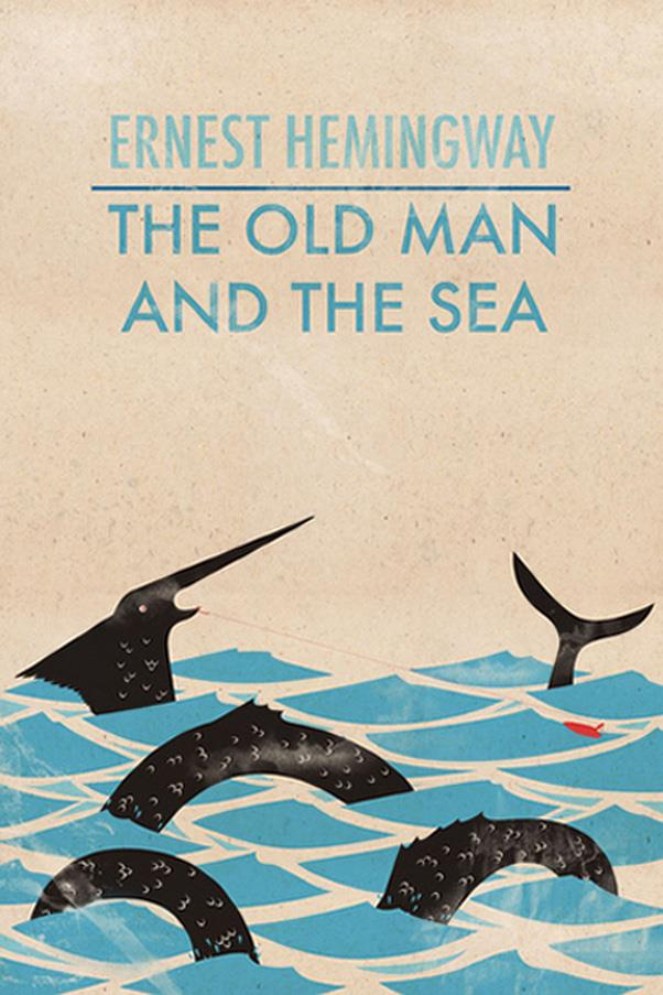 <strong>The Old Man and the Sea by Ernest Hemingway</strong><br><br> Hemingway had a policy of 'if the word doesn't need to be there, delete it'. His famous novel about an old fisherman's quest to catch a huge marlin, is living proof that less if often more.