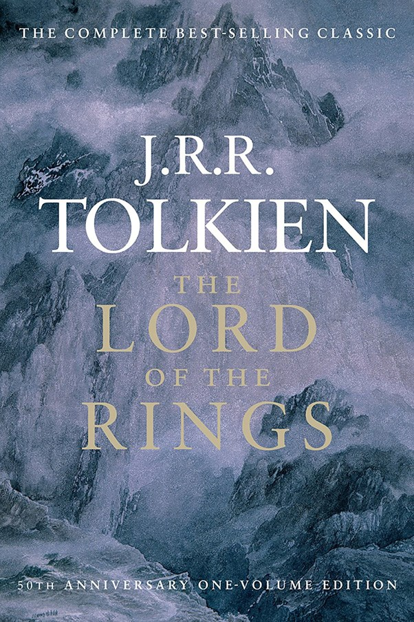 <strong>The Lord of the Rings trilogy by J.R.R Tolkein</strong><br><br> Forget what you think you know, we promise these lengthy epics aren't just for fantasy fans.