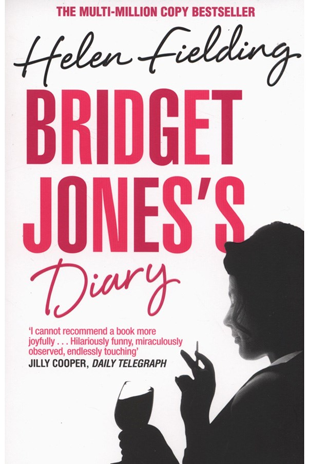 <strong>Bridget Jones's Diary by Helen Fielding</strong><br><br> Has there ever been a more lovable heroine than Bridget Jones? She's the slightly overweight, chain-smoking says-it-as-it-is, confused in love BFF of our dreams.