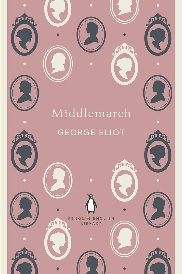 <strong>Middlemarch by George Eliot</strong><br><br> George Eliot was actually a woman named Mary Ann Evans, who wrote under a pseudonym in the 1800s because, you know, sexism. The narrative centres on the occupants of a fictional country town, and ultimately reflects on what it meant to be a woman at the time.