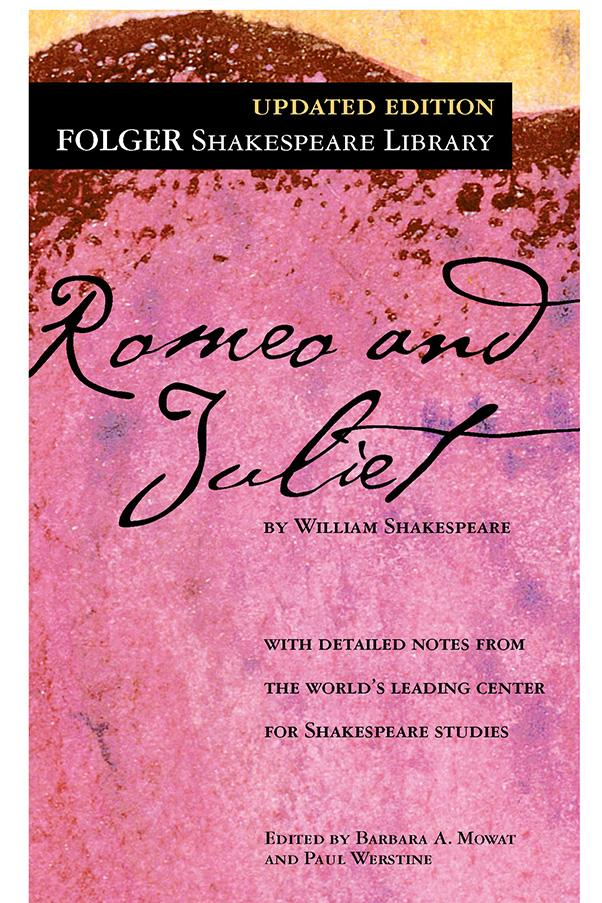 <strong>Romeo and Juliet by William Shakespeare</strong><br><br> The original, and the best. Sure, you've got to deal with the old-school language, but it's worth it for all that damn romance.