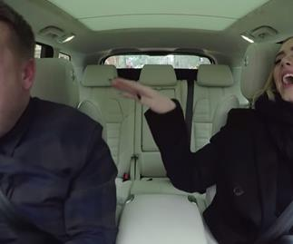 Adele Is (Obviously) the Queen of Carpool Karaoke