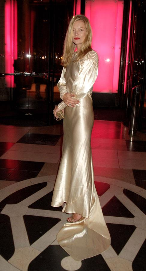 At the 'Golden Age of Couture VIP' gala, 2007.