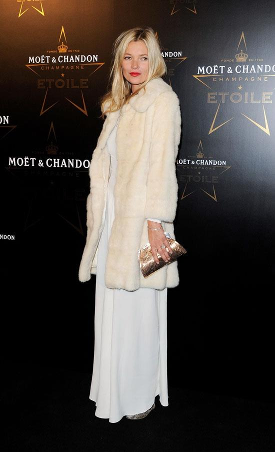 At the Moet & Chandon Etoile Award in 2011.