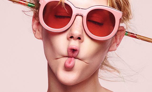 Karen Walker sunglasses