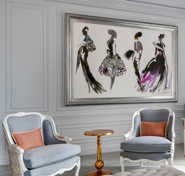 Fashion Designer Hotel Rooms