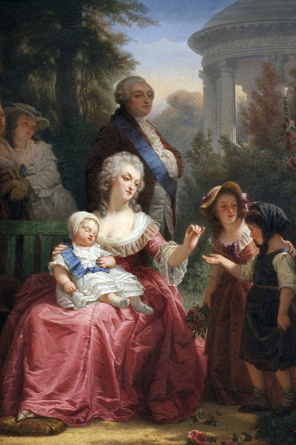 <strong>1770</strong> <br><br> Louis XVI and Marie Antoinette