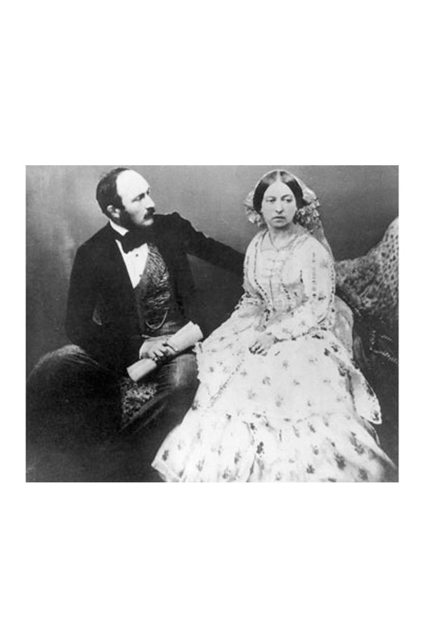 <strong>1840</strong> <br><br> Queen Victoria and Prince Albert