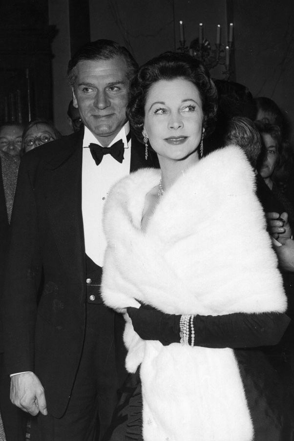 <strong>1940</strong> <br><br> Laurence Olivier and Vivien Leigh
