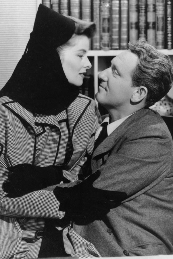 <strong>1942</strong> <br><br> Katharine Hepburn and Spencer Tracy