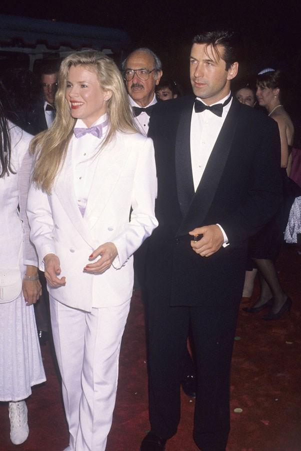 <strong>1993</strong> <br><br> Kim Basinger and Alec Baldwin