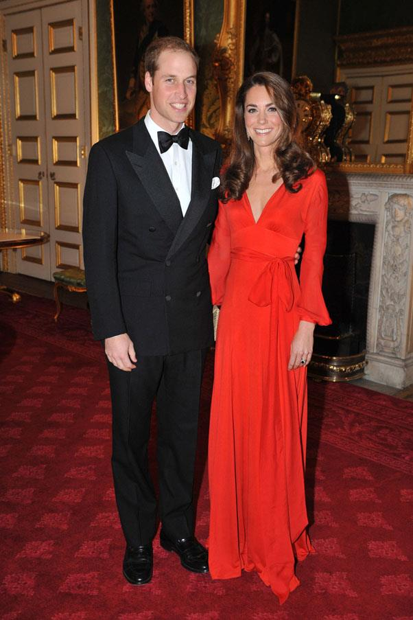 <strong>2011</strong> <br><br> Kate Middleton and Prince William
