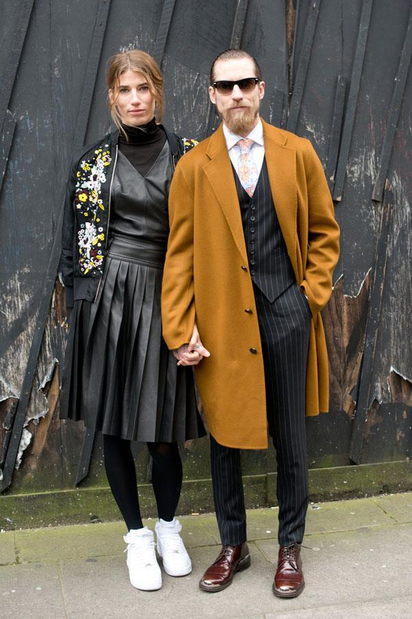 <strong>2015</strong> <br><br> Veronika Heilbrunner and Justin O'Shea