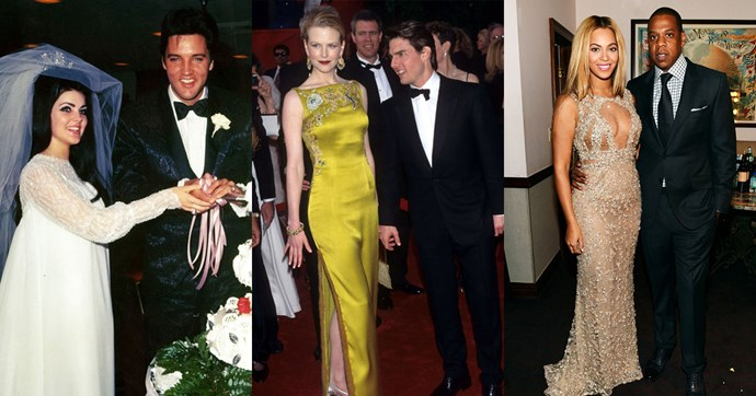From 41 BC to 2015, these are the couples that will always be remembered as the one's with a flair for style.