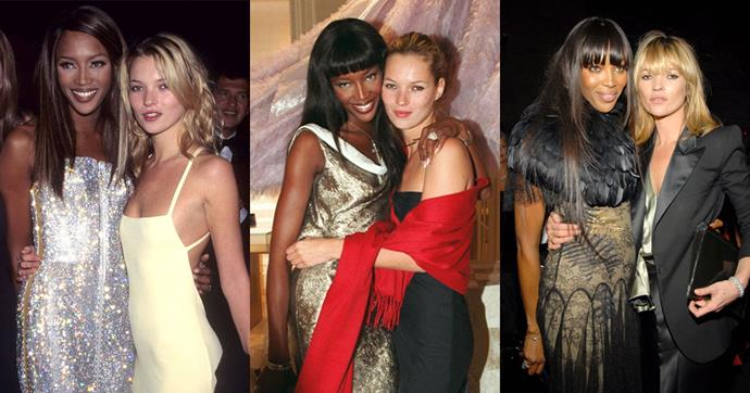 The supermodel duo have always been by each other's side.