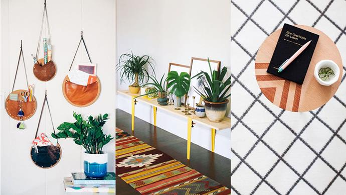 Click through to see 11 of our favourite DIYs for any small space.