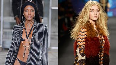 Gigi Hadid Asked Naomi Campbell for Runway Lessons
