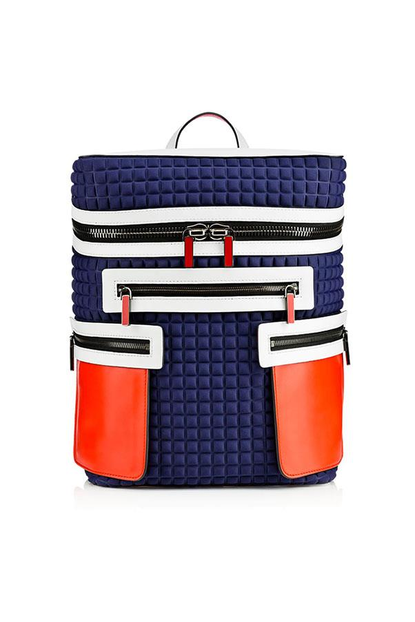 """Christian Louboutin Apoploubi backpack, price on inspection, available in <a href=""""https://www.westfield.com.au/"""">Westfield</a>"""