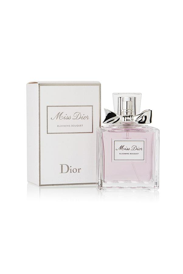 """Miss Dior Blooming Bouquet 100mL, $198, available at <a href=""""http://www.myer.com.au/"""">MYER</a>"""