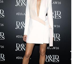 Arrivals from the David Jones AW16 Fashion Launch