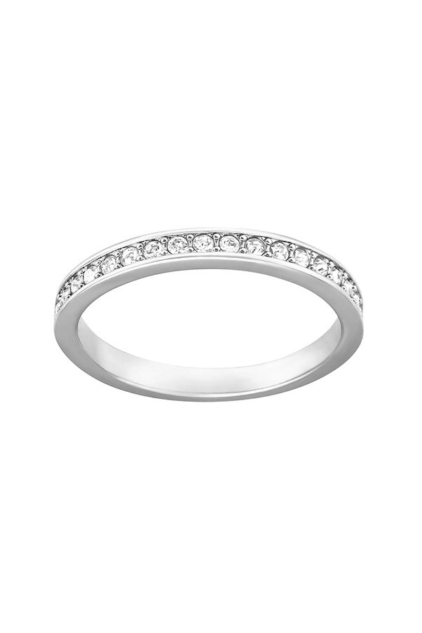 "Rare ring in silver, $79, <a href=""http://www.swarovski.com/Web_AU/en/1121066/product/Rare_Ring.html?WT_oss=1121&WT_oss_r=0"">Swarovski</a>"